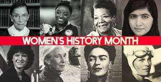 Image result for women's history month 2020 images