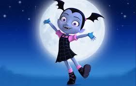 Resultado De Imagen Para Imagenes De Vampirina Disney Jr