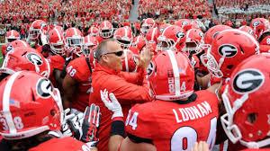 2015 Alabama vs. Georgia game