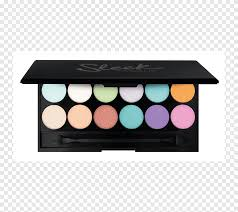 viseart eye shadow palette cosmetics