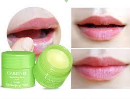 Mặt Nạ Ngủ Môi Mini Care: nel Lime Lip Sleeping Mask (5g) xài cũng ...