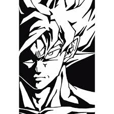 Goku Dragon Ball Z Decal Removable Wall Sticker Graphics Home Decor Art St118 Details Can Be Found By Cl Dragon Ball Art Dragon Ball Wallpapers Goku Drawing