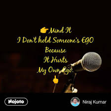 ego quote in hindi