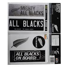 Mighty All Blacks Rugby Bumper Stickers Blacks Rugby Bumper Decals Apply Sticker All Blacks Rugby All Blacks Nz All Blacks