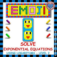 solve exponential equations using