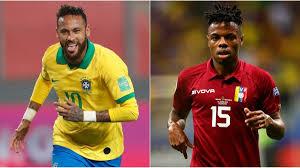 Seleção Brasileira | Brasil x Venezuela: assista AO VIVO e ONLINE as  Eliminatórias Catar 2022