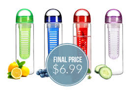 fruit infuser water bottle kmart
