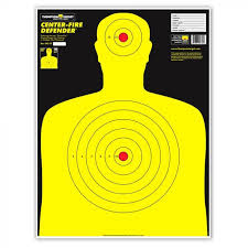 thompson target life size silhouette