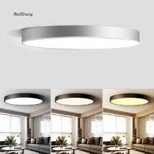 Đèn LED tròn gắn trần nhà hiện đại