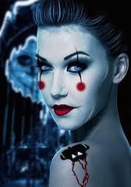 makeup ideas cute clown