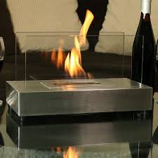 sunnydaze el fuego tabletop fireplace