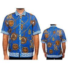 prestige luxury costola summer shirt