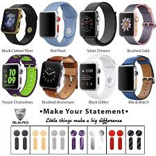 Ipg For Apple Watch Crown Dot Side Button 28 Decals 14 Dots 14 Side Buttons 7 Sticker Vinyl Cover Set 1 Walmart Canada