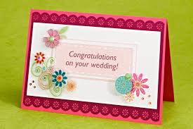 words of congratulations for a wedding