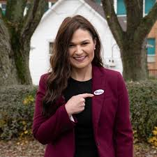 I VOTED! Have you? Share your pictures... - Abby Finkenauer for Congress |  Facebook