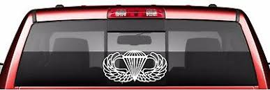 U S Army Airborne Wings Vinyl Decal Stickers Window Car Truck Jdm Military 10 04 Picclick
