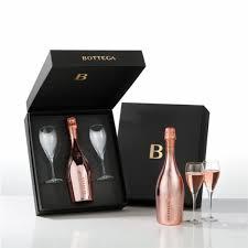 duty free bottega rosé gold box set
