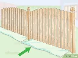 How To Clean A Wood Fence 13 Steps With Pictures Wikihow