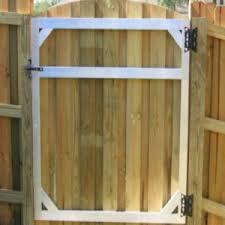 Wood Fence Modern Fence Company