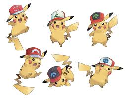 Pokemon Sun and Moon players: celebrate Pokemon the Movie 20: I Choose  You's theatrical release with a cap-wearing Pikachu - VG247