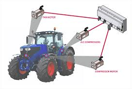 agricultural equipment tractor