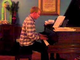 """Mompou's """"Musica Callada"""" #26, played by Aaron Krister Johnson ..."""