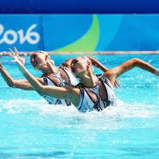 olympic synchronized swimming team