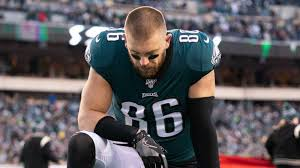 Zach Ertz's future with Eagles uncertain after 'heated discussion' with Howie  Roseman? | Yardbarker