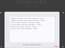 css rounded corners on all browsers