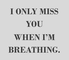 i miss you and missing someone quotes