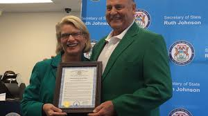 Secretary of State Ruth Johnson Receives National Award for ...