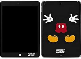 Amazon Com Skinit Decal Tablet Skin Compatible With Ipad 9 7in 2018 Officially Licensed Disney Mickey Mouse Body Design Electronics