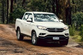 2020 SsangYong Musso EX review