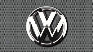 chrome and carbon fiber logo