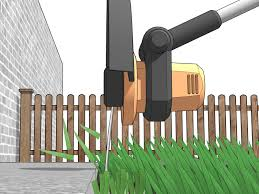 How To Use A Weed Whacker 12 Steps With Pictures Wikihow