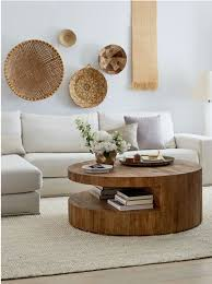 perfect coffee table styling