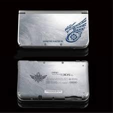 New Monster Hunter Freedom Vinyl Decal Skin Sticker Cover Nintendo 3ds Xl Ll Wish