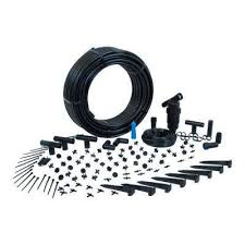 drip kit for rain barrel irrigation