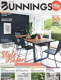 bunnings august 2019 by