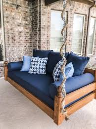 porch swing porch swing bed