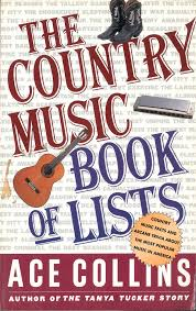 The Country Music Book of Lists   Ace Collins   Macmillan
