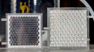 3d printed smart glass panels that