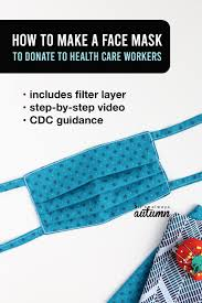 Face Mask to help Health Care Providers ...