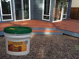 Deck Fence Formula Timber Pro Coatings