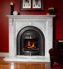 windsor gas fireplace with cheladon
