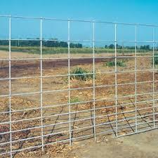 Ok Brand Welded Hog Wire Fence Panels