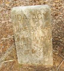Ida Wright Acy (1865-1938) - Find A Grave Memorial