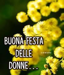 Frasi ed immagini auguri Festa della Donna - BellissimeImmagini.it