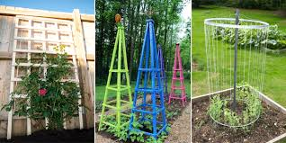 awesome diy trellis ideas for your garden