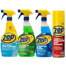 zep all purpose cleaning kit 4 pack